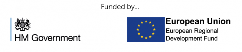 Funded by HM Government and European Union