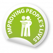Improving people's lives