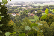 Selborne from the Zig Zag path