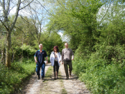 Walking in Spring in East Hampshire